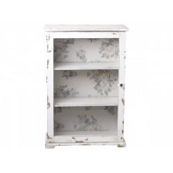 Cabinet aux motifs floraux Chic Antique