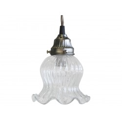 Lampe tulipe Chic Antique