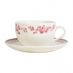Tasses à thé Faustine...