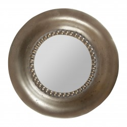 Miroir perlé Drachma Côté...