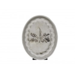 Cadre photo oval Chic Antique