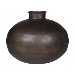 Vase en métal Chic Antique