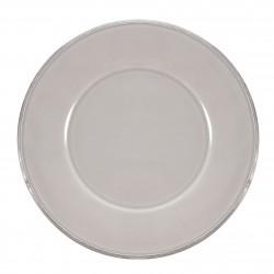 Assiettes plates Constance...